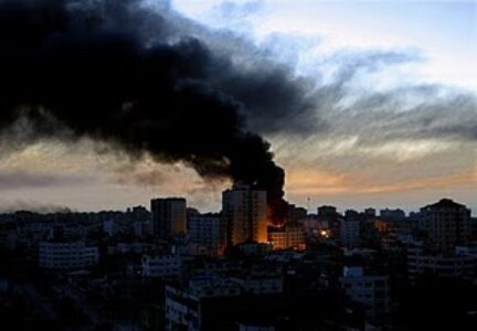 La Libia sì, Gaza no