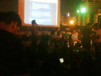 Twitter ed altro a Tahrir
