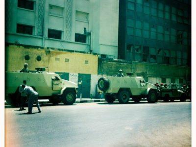 A Tahrir, intanto