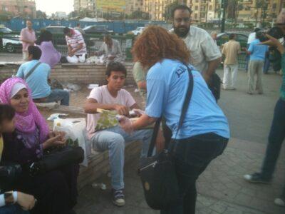 Cose per cui è valsa la pena vivere: la festa laica a Tahrir