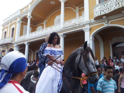 Nicaragua: via da Granada