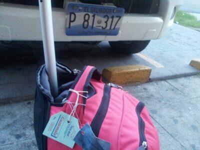 Da San Salvador a Città del Guatemala