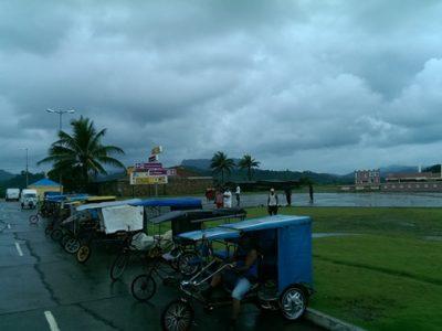 Ma quanto piove a Baracoa